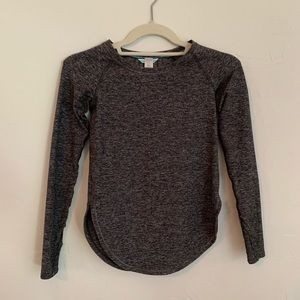 Athletic Long Sleeved Top
